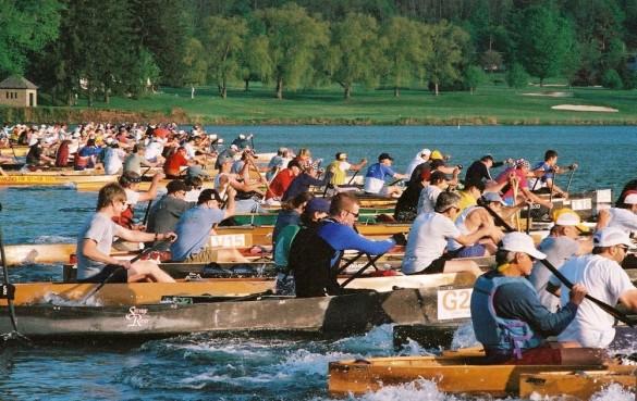 Clinton Canoe Regatta